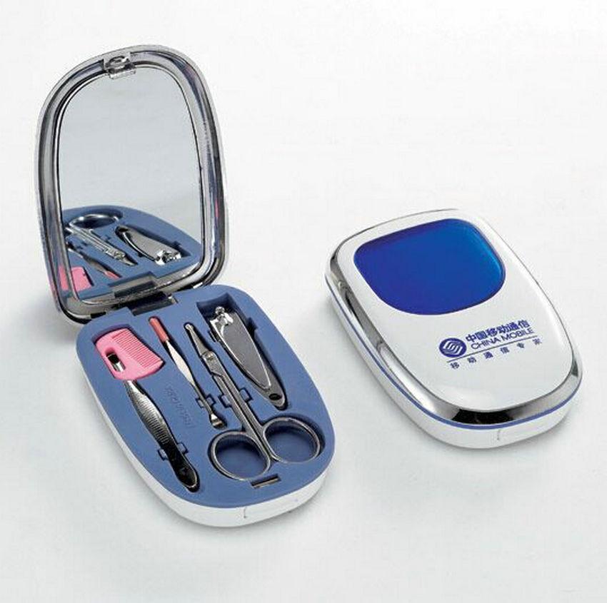 Professional 300pcs Pedicure/Manicure Set Nail Clippers Cuticle , wholesale nail suit, LOGO printing enterprises, souvenirs.