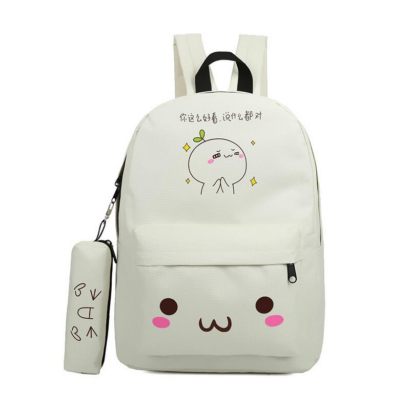 School bags for year 10 - Buy Emoji Bag School Backpack Youth Kawaii Printing Backpack School