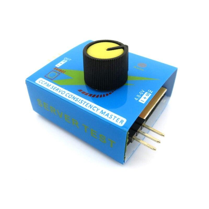 Simple Servo Tester, Model Servo CW / CCW Controller, Servo Control Module, Model Test for original 6487180 servo i servo s battery module