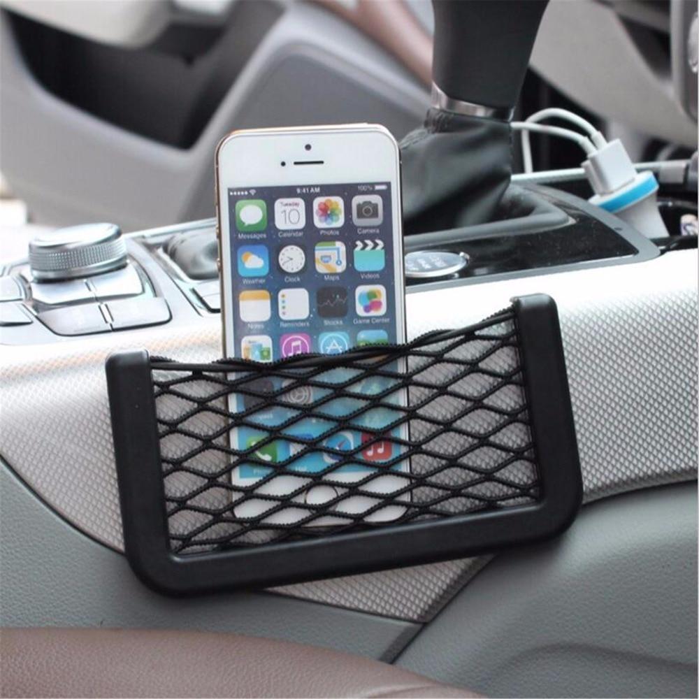 Car Seat Storage Net Bag Holder Pocket For Chevrolet Cruze Malibu Trax Lova Captiva Aveo Opel Mokka ASTRA J Insignia Sport Tou