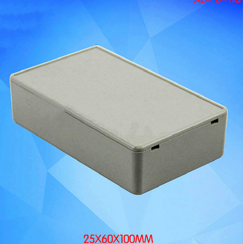Lights & Lighting Waterproof White Diy Housing Instrument Case Plastic Electronic Project Box Junction Box Electric Supplies 70x45x30mm