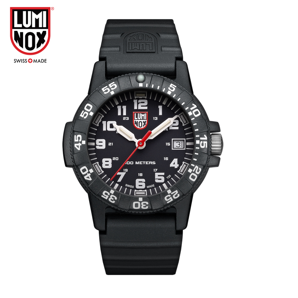 Luminox Made in Switzerland XS.0301 Land-emitting series of waterproof machinery luminox master carbon seal 3800 series xs 3803 c