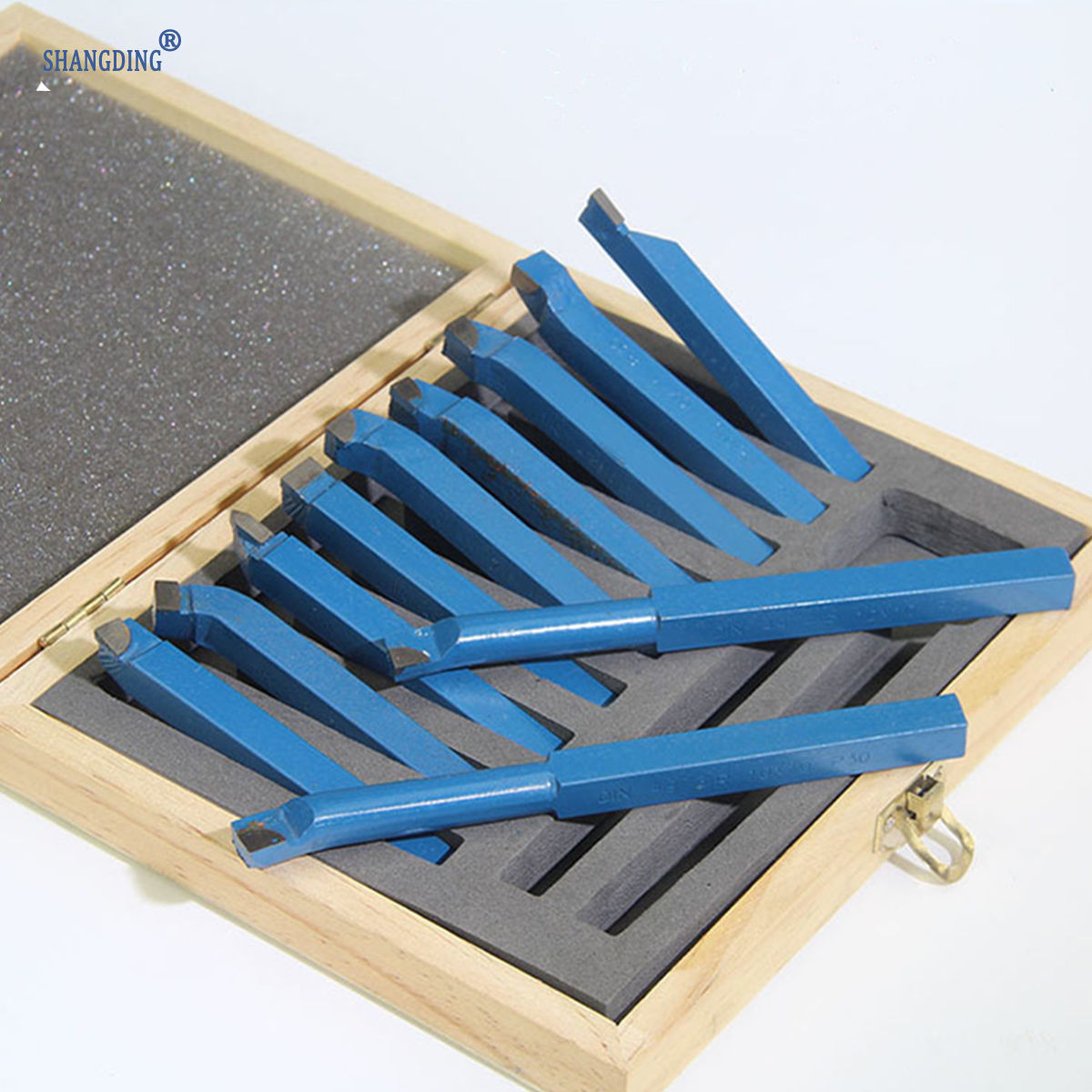 11pcs Mayitr Mini Lathe Tool Set 5/16