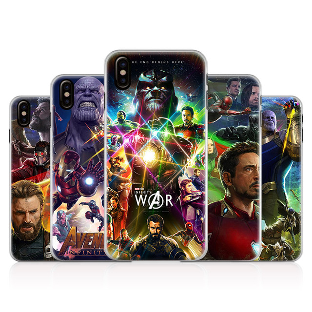 coque iphone x 5 marvel