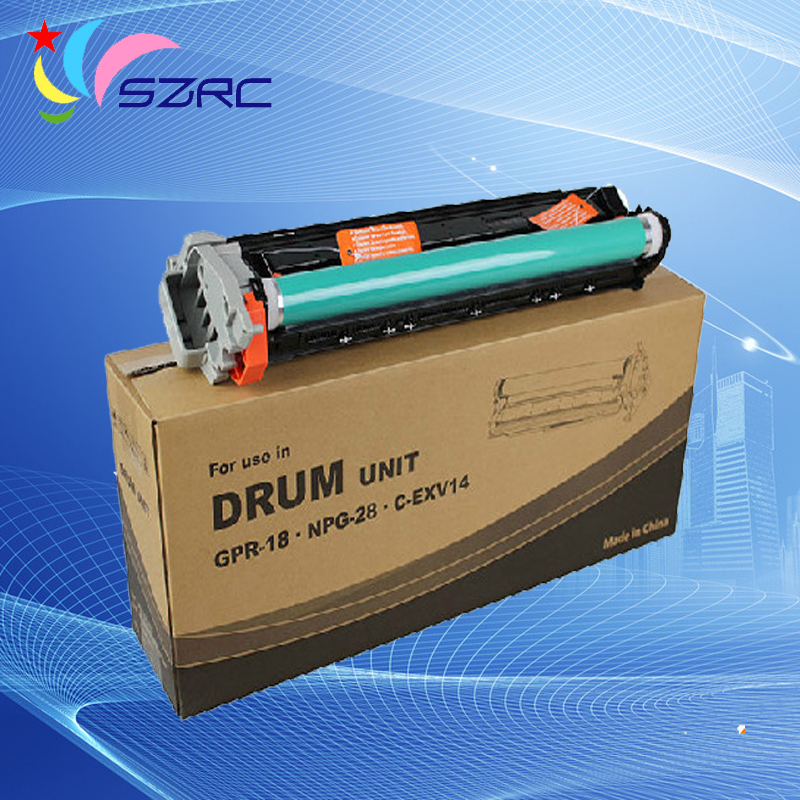 High Quality GPR-18 NPG-28 Drum Unit Compatible For canon IR2016 IR2018 IR2020 IR2022 IR2025 IR2030 IR2318L 2016J IR2320 IR2420 100% new original copier toner compatible for canon npg 28 ir2016 2018 2318 2320 2020 2420