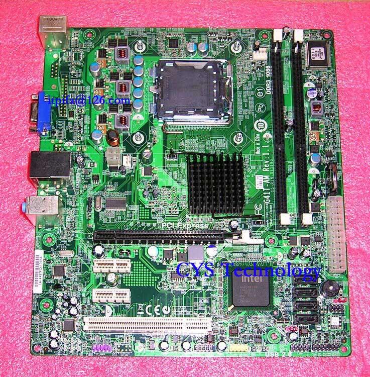 US $59.9 |Free shipping CHUANGYISU for original G41T AM Desktop motherboard on