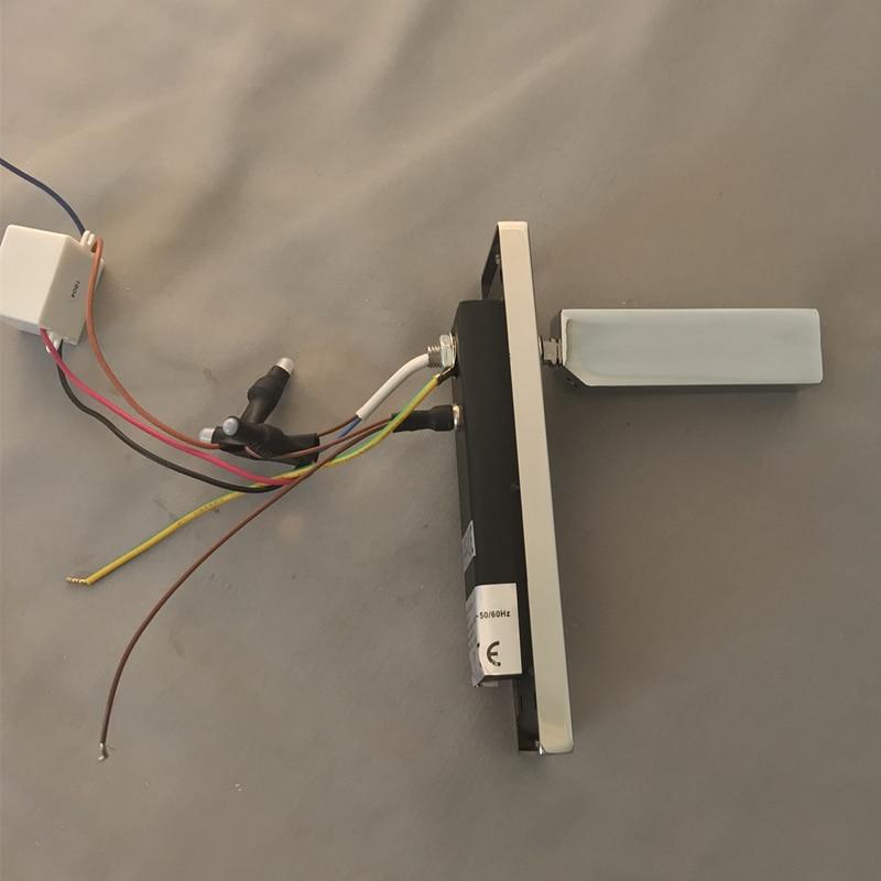 100-240V 12V 24V 3W LED açıldıqda / bağlandıqda Qara rəngli - Daxili işıqlandırma - Fotoqrafiya 2