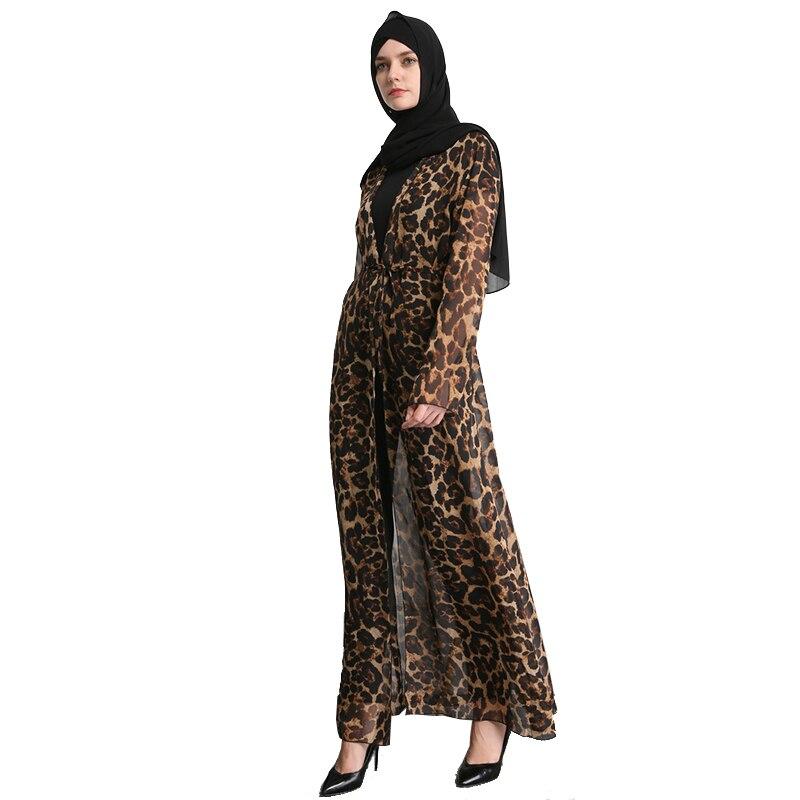 Nida Muslim Dress Abaya In Dubai Fashion Islamic Robe