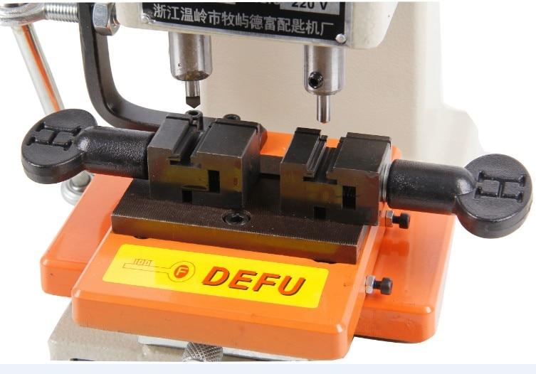 Defu BW-368a Univerzális Kulcsvágógép Lakatos - Kézi szerszámok - Fénykép 3