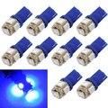 Tiptop Nuevo 10 unids T10 Cuña 5-SMD 5050 Xenon bombillas LED 192 168 194 W5W 2825 158 de SEPTIEMBRE 6