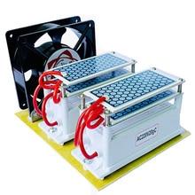 220V/110V 20g 10G powerful Ozonizer Ceramic Ozone Generator Ozone ozonator Double Integrated Ceramic Plate Ozonizer Air Purifier