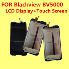 Для Blackview BV5000 ЖК-дисплей Дисплей с Сенсорный экран + инструменты Digitizer сборки Замена Аксессуары экран для телефона