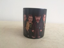 Breaking Bad Characters Mug