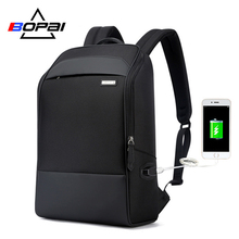BOPAI Brand Multifunction USB Charging Men 15.6 inch Laptop