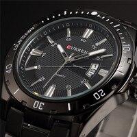 CURREN Luxury Top Brand Analog Sports Wristwatch Display Date Men S Quartz Watch Business Watch Men