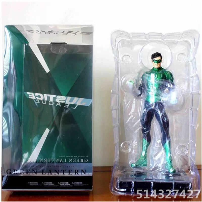 Liga Da justiça Kotobukiya ARTFX + Lanterna Verde Hal Jordan Paralaxe Spectre Nova versão 52 1/10 PVC Action Figure Toy BOX h87