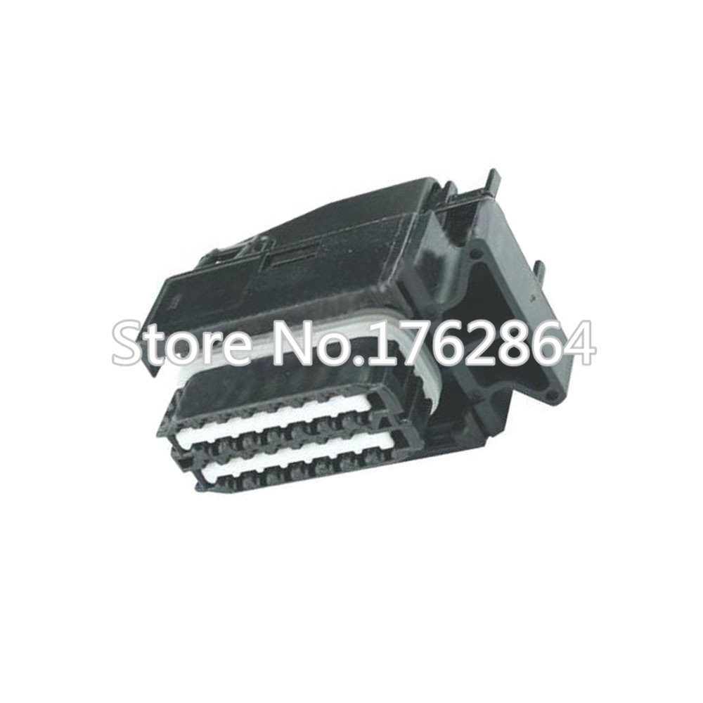 28 Pin automotive computer welding plate modified plug with terminal DJ7281A-1.5-21 28P connector цена
