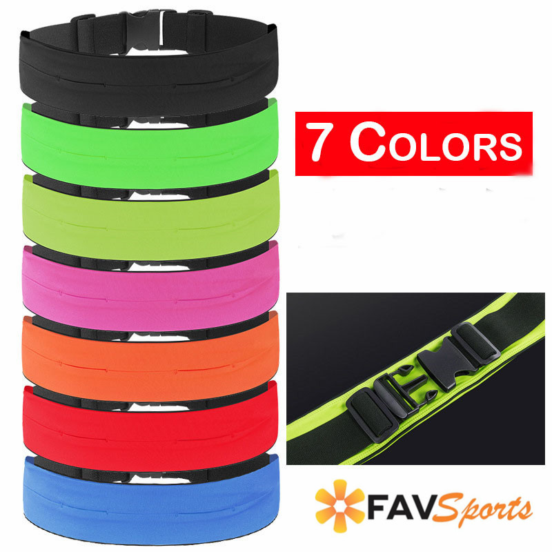 Relojes Y Joyas Constructive Professional Running Waist Bag For Mobile Phone Holder Jogging Belly Waist Bum Bag Fitness Gym Fanny Packs Extremely Efficient In Preserving Heat