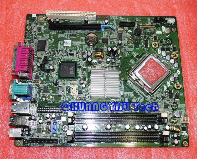 Free Shipping CHUANGYISU for original OPX 780 SFF motherboard 3NVJ6 03NVJ6 Q45 DDR3 LGA775 DDR3 work