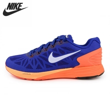 Original New Arrival  NIKE lunarglid Men's Running Shoes Sneakers