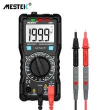 MESTEK NCV Digital Multimeter 2000 Counts AC/DC Voltage Multimeters Fl