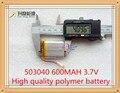 053040 600 МАЧ полимерный аккумулятор завода прямым полимерные аккумуляторы