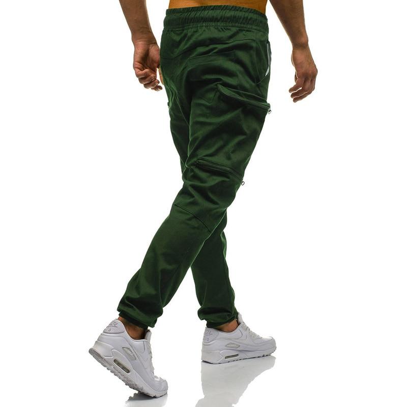 Sport wear Gym Fitness Men Jogging Pants  (11)