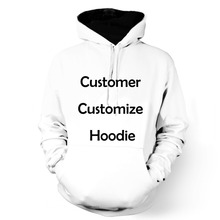 ONSEME Men/Women Long Sleeve Hooded Sweatshirts Customer Customize Hoodies Pullovers