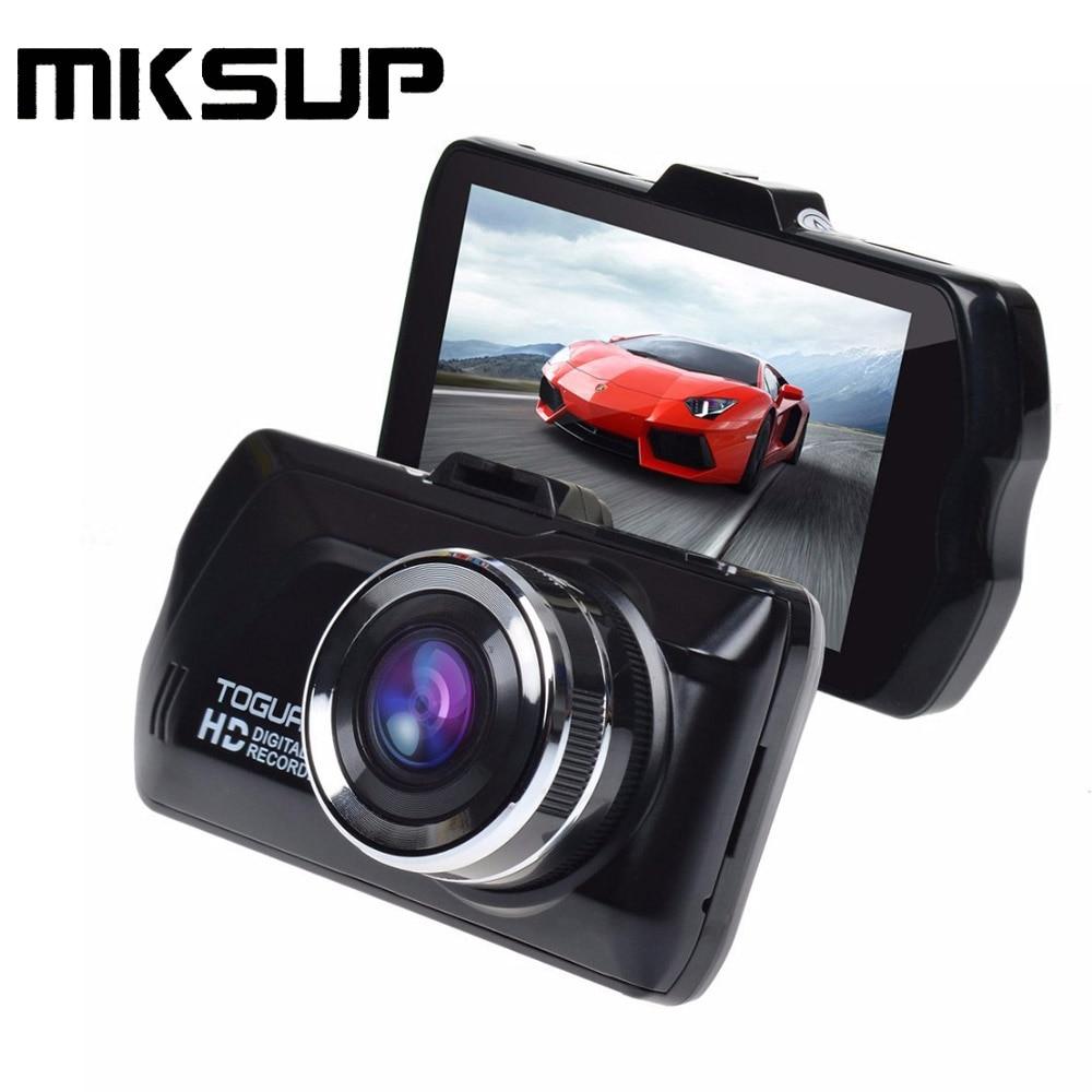 Mksup portable 3 0 inch 1920 1080p hd car dvr ir night vision car video camera