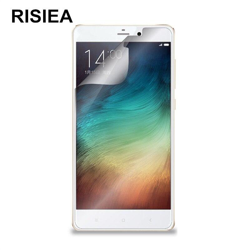 RISIEA 3 sztuk matowa, odporna na zarysowania folia ochronna na ekran do Xiaomi redmi 7 5 Plus 5A 4 4A redmi 6 Pro 6A 4X3 3S 3X