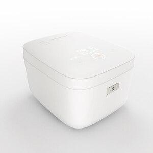 Image 4 - Xiaomi hi cozimento elétrico de arroz, 3l liga de ferro fundido aquecimento de pressão fogão recipiente de comida utensílios de cozinha app wifi