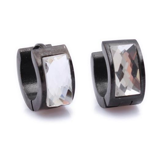 Mens female Jewelry wholesale Stainless Steel Mens Earrings E109