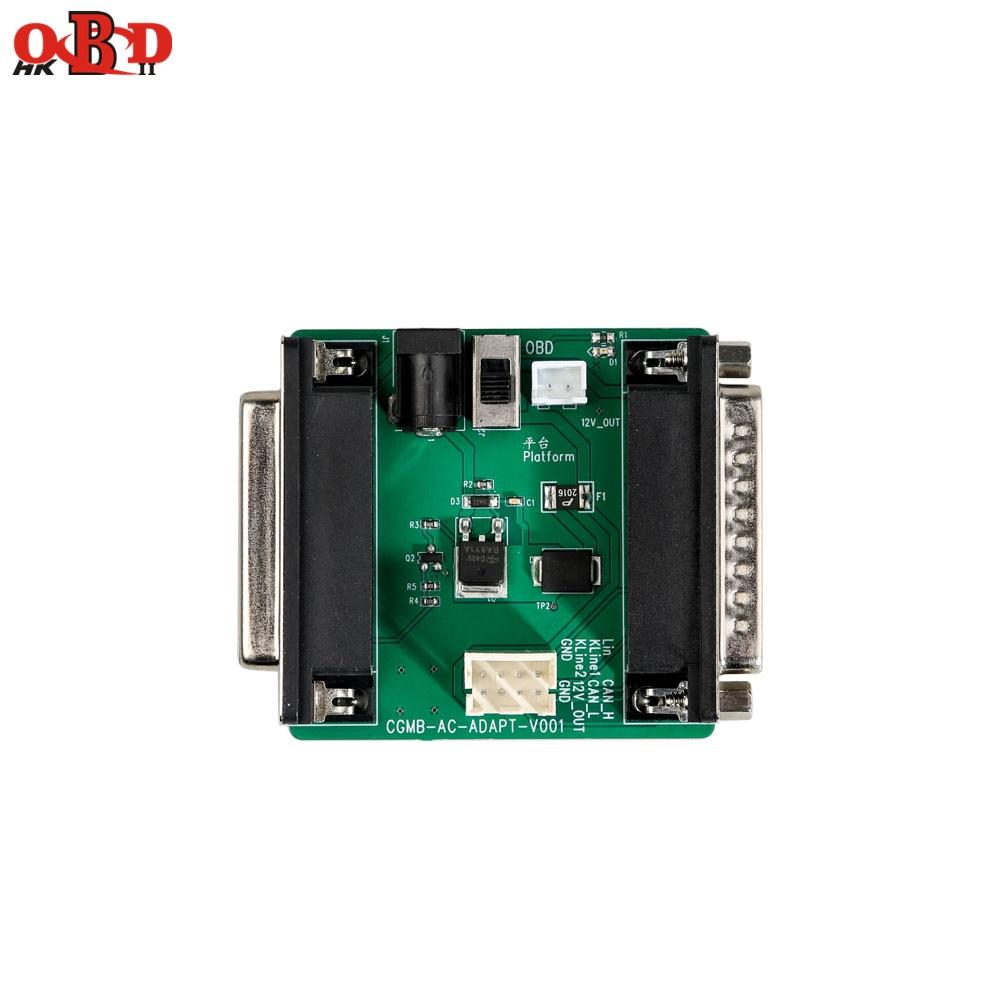 CGDI MB AC Adapter for Mercedes W164 W204 W221 W209 W246 W251 W166 for Data Acquisition