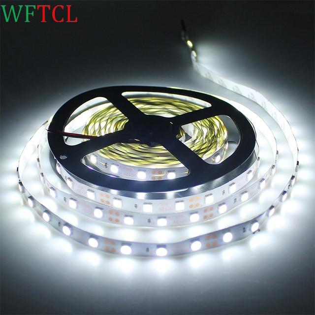 Wftcl led strip light 5m 300 smd led white non waterproof 12volt wftcl led strip light 5m 300 smd led white non waterproof 12volt indoor party aloadofball Images