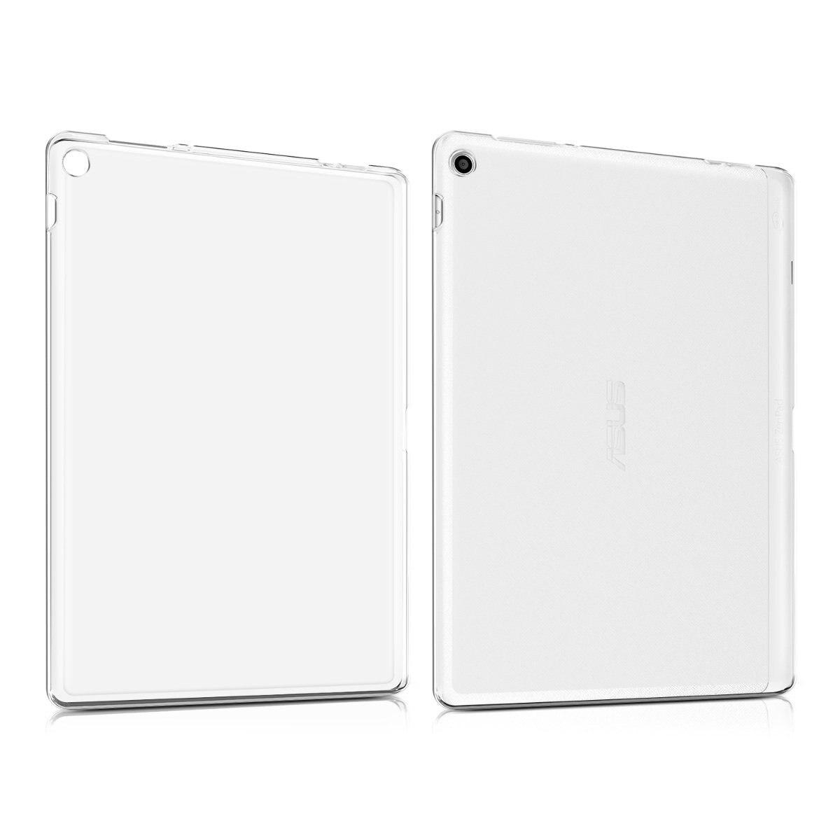 Crystal Case Cover for Asus ZenPad 10 Z301MFL Z300C Z300CL Z300CG Z300 Z300M 10.1 inch Tablet TPU Silicone Case Protective Cover