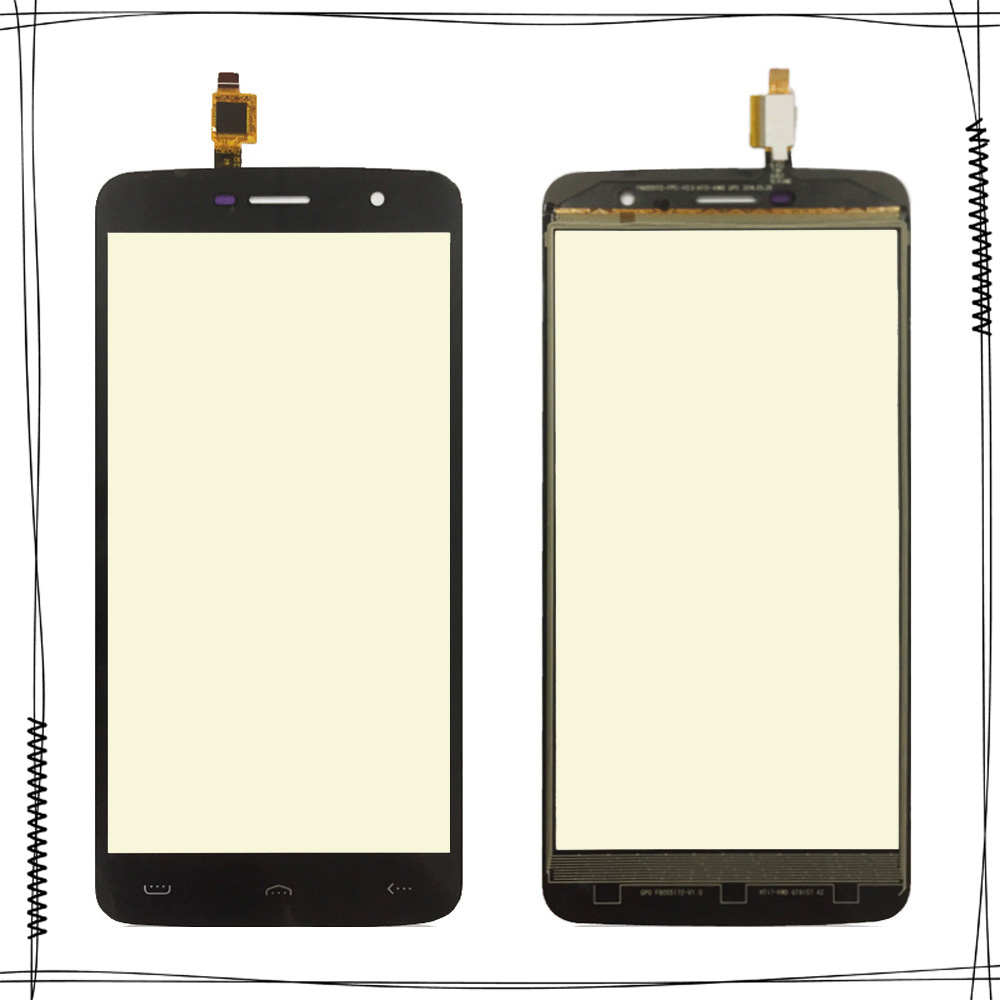 Touchscreen For Homtom HT17 HT 17 PRO Touch Screen Panel Digilizer For Homtom HT17 pro Touch Screen Sensor(China)