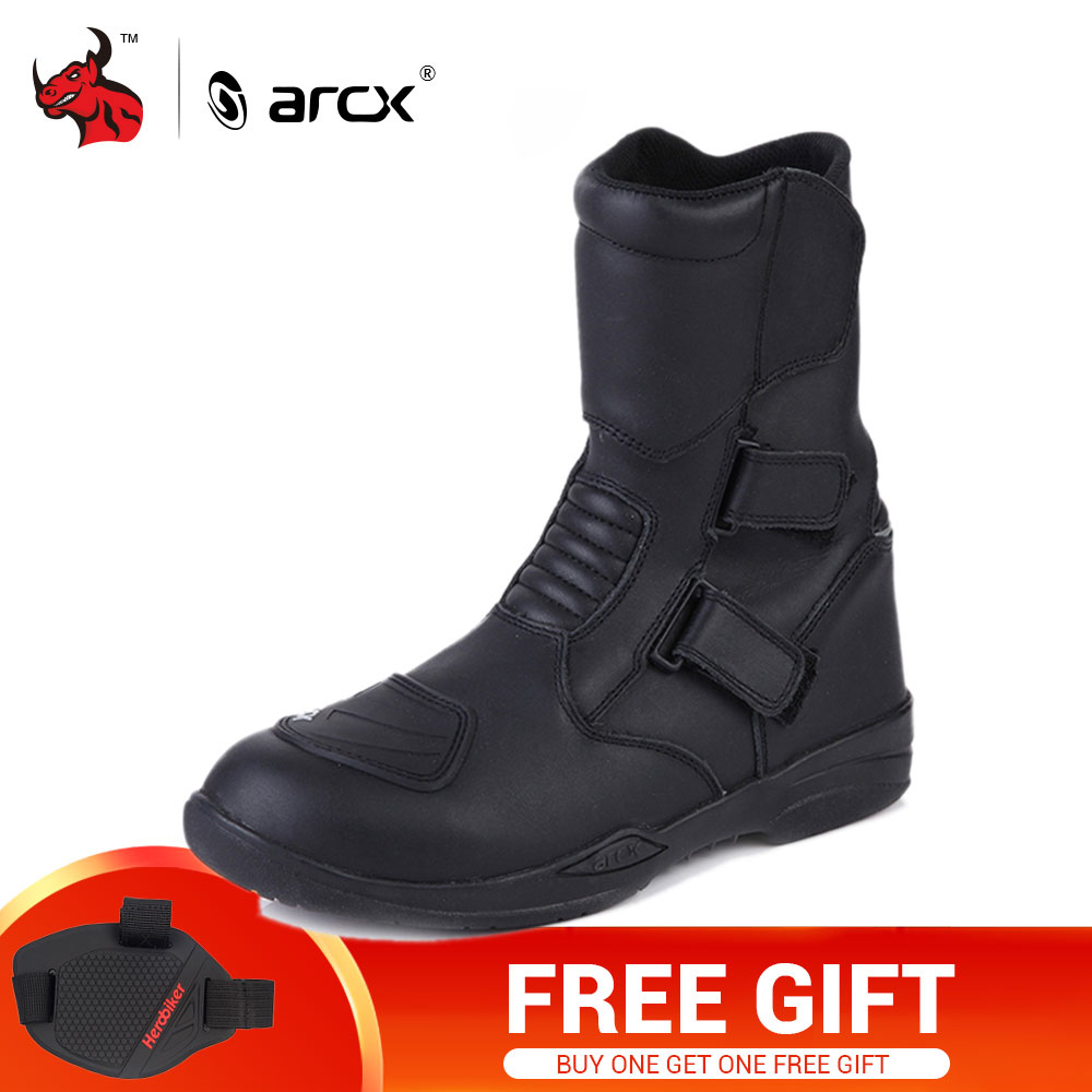 Arcx Motorrad Reiten Atmungsaktive Stiefel Moto Schutz Motorrad Biker Touring Bots Schuhe Für Männer Und Frauen Sommer Motorboats Schutzausrüstung