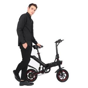 36 V 350 W 12 بوصة الإطارات دراجة كهربائية مصغرة للطي دراجة مع بطارية و padels البسيطة Electromobile للطي Electromobile
