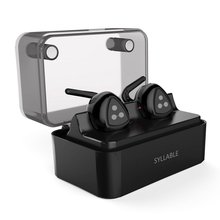 Bluetooth Headphones Wireless Earbuds Mini Twins Stereo Bluetooth Earbuds V4.1 Earphones Charging Case For IOS Android