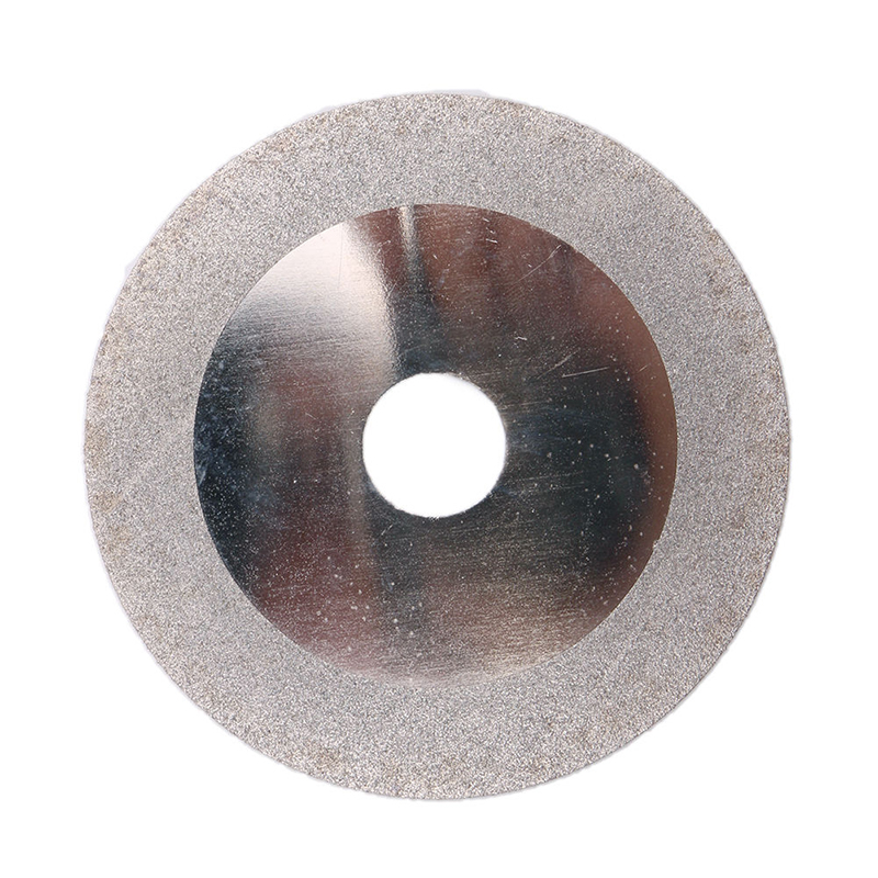 Double Side Silver Tile Stone Glass Diamond Saw Blade Cutting Disc Wheel 100mm