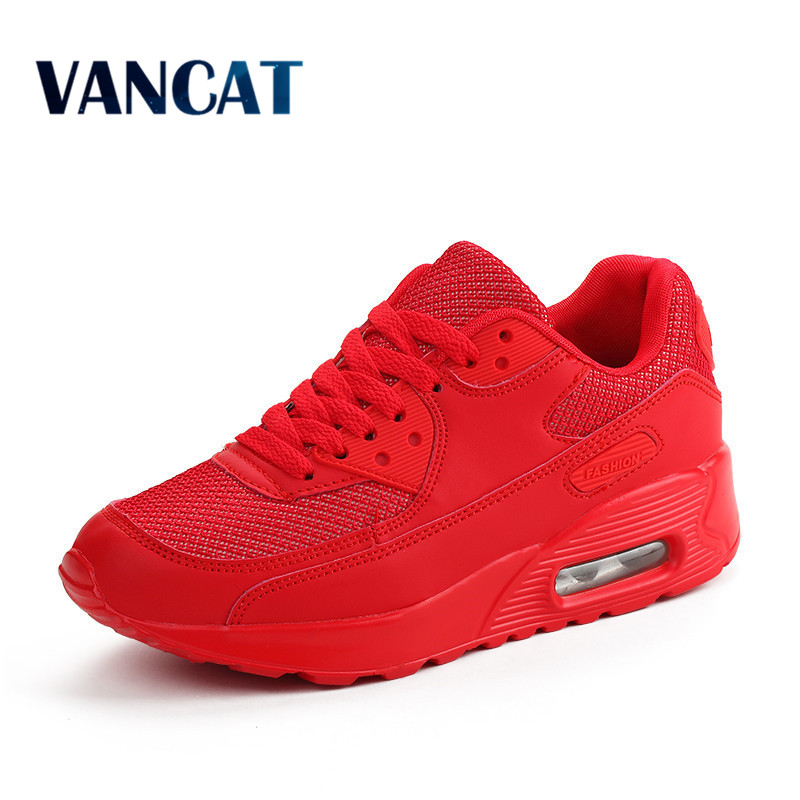 2017 New fashion classic Summer comfortable breathable shoes super light Couple Shoes Autumn Air Cushion Buffer