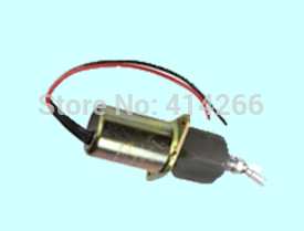 Wholesale EHB4822-1 Fuel Shutdown Solenoid Valve .24V 3924450 2001es 12 fuel shutdown solenoid valve for cummins hitachi
