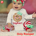 Christmas Baby Girls Costume Romper+Pants  Long Sleeve Newborn Infant Boys Cotton Jumpsuits Clothes Underwear Clothing