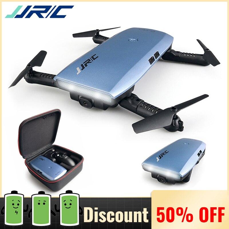 JJRC JJR/C H47 drone fpv Pliable quadrirotor avec caméra HD Maintien D'altitude Sans Tête Mode G-Capteur Contrôle Dron VS H37 mini