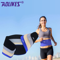 Adjustable Slimming Women Men Sports Waist Support Neoprene Safety Gym Belt