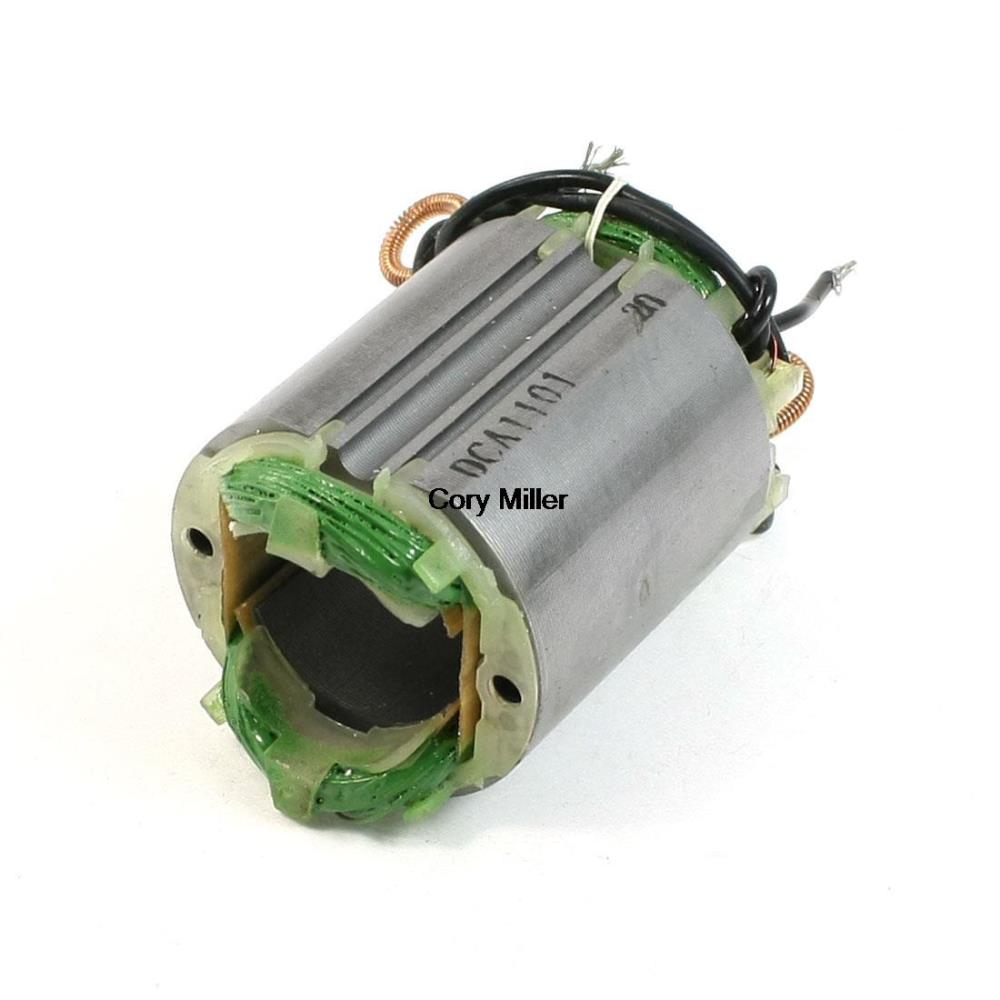 33mm Core 4 Cables Electric Motor Stator Armature Ac 220v