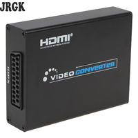 1080p HDMI to Scart converter for video/YC//RGB images on HDTV's input video systems NTSC/PAL/SECAM Digital Noise Reduction