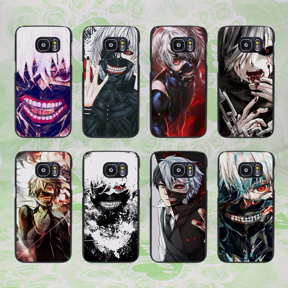 check out 7c10a b922e Anime Tokyo Ghoul Kaneki Ken (1) design hard black phone Case Cover for  samsung galaxy s8 s8 plus s7 s6 edge j3 j5 2016 j7 2016