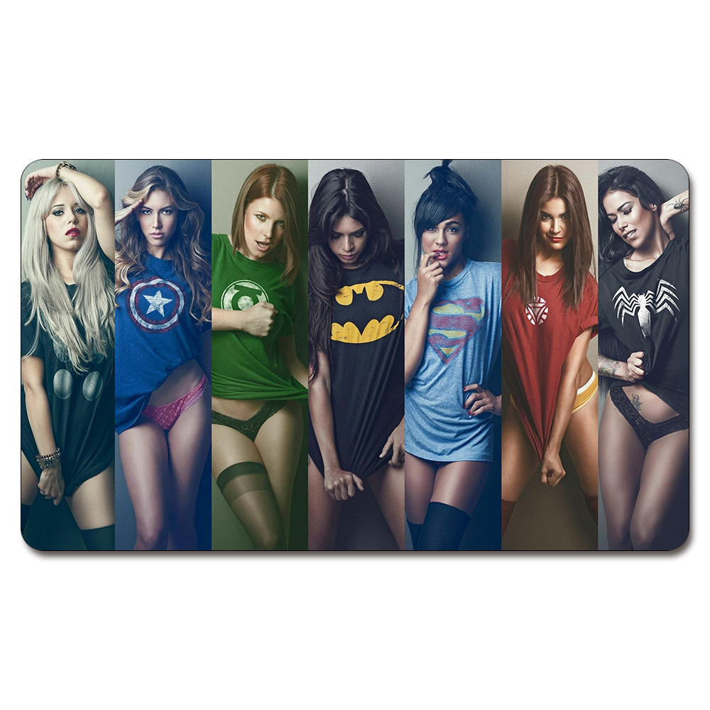 (Otrado samoubijc Cara Delevingne PlayMat) 525 Custom Anime One Punch Play Mat Board Games Custom Big Play Pad with Storage Bag