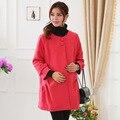 Новая осень весна беременным одежды для беременных куртка плащ женщин верхняя одежда для беременных одежда для беременных пальто